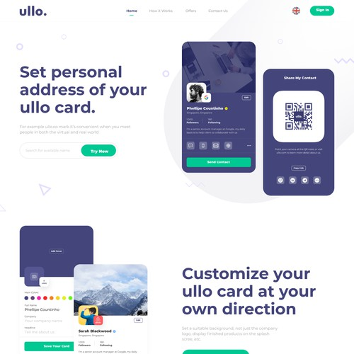 Ullo Final Design Direction