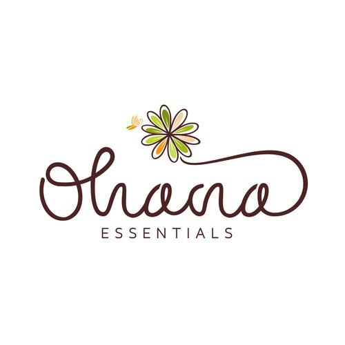 Typography Cosmetics & Beauty Logo