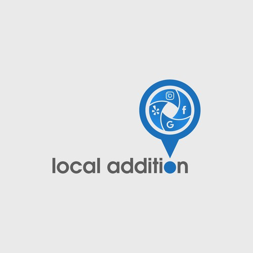 LOGO DESIGN Digital Marketing Services for Local Businesses