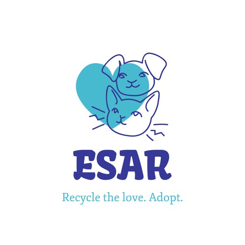 ESAR. Recycle the love. Adopt.