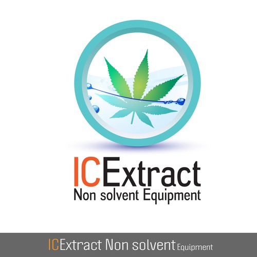 Logo for ICExtract Non-solvent Equipment
