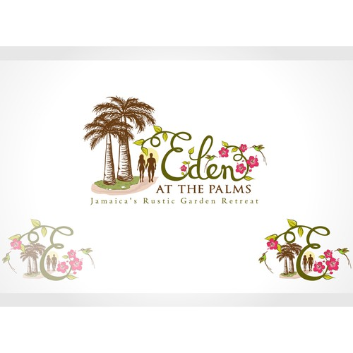 Eden at the Palms logo