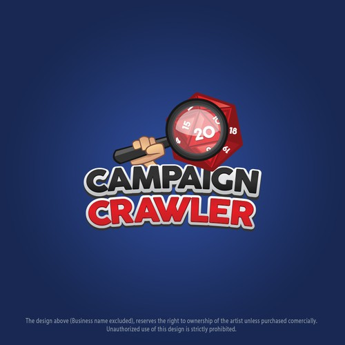 Logo for CampaignCrawler