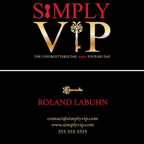 Create an alluring logo for a premium party planning company
