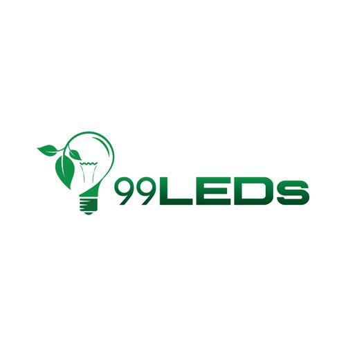 Logo concept for 99LEDs