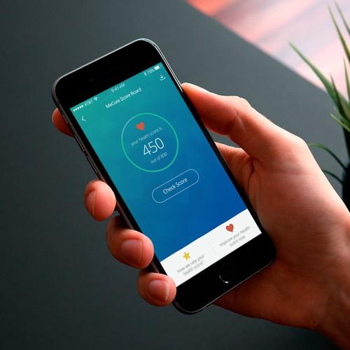 concept for medical app
