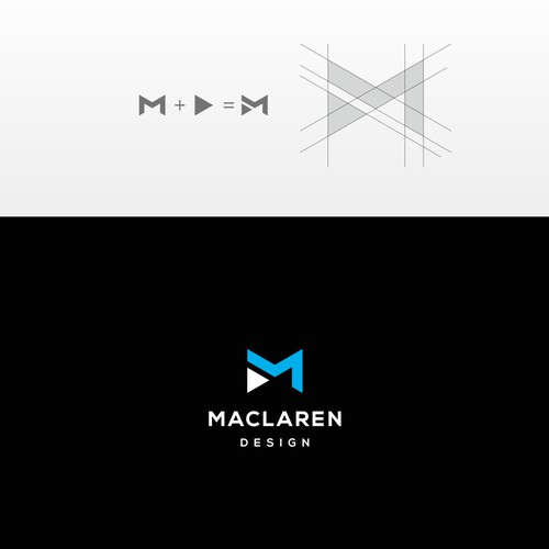 Logo design for Maclaren Design.