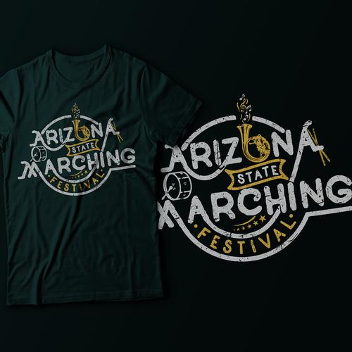 Arizona marching band