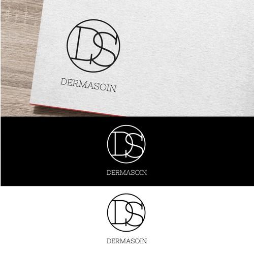 Dermasoin Logo Design