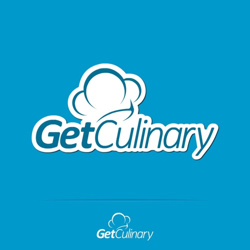 Logo for GetCulinary - startup for teaching you how to cook