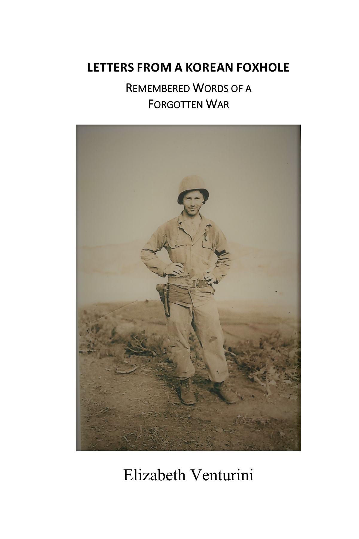 Letters from a Korean Foxhole