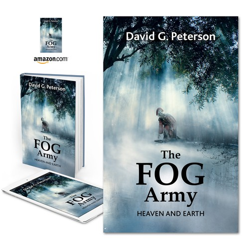 "Book cover for ""The FOG Army"""