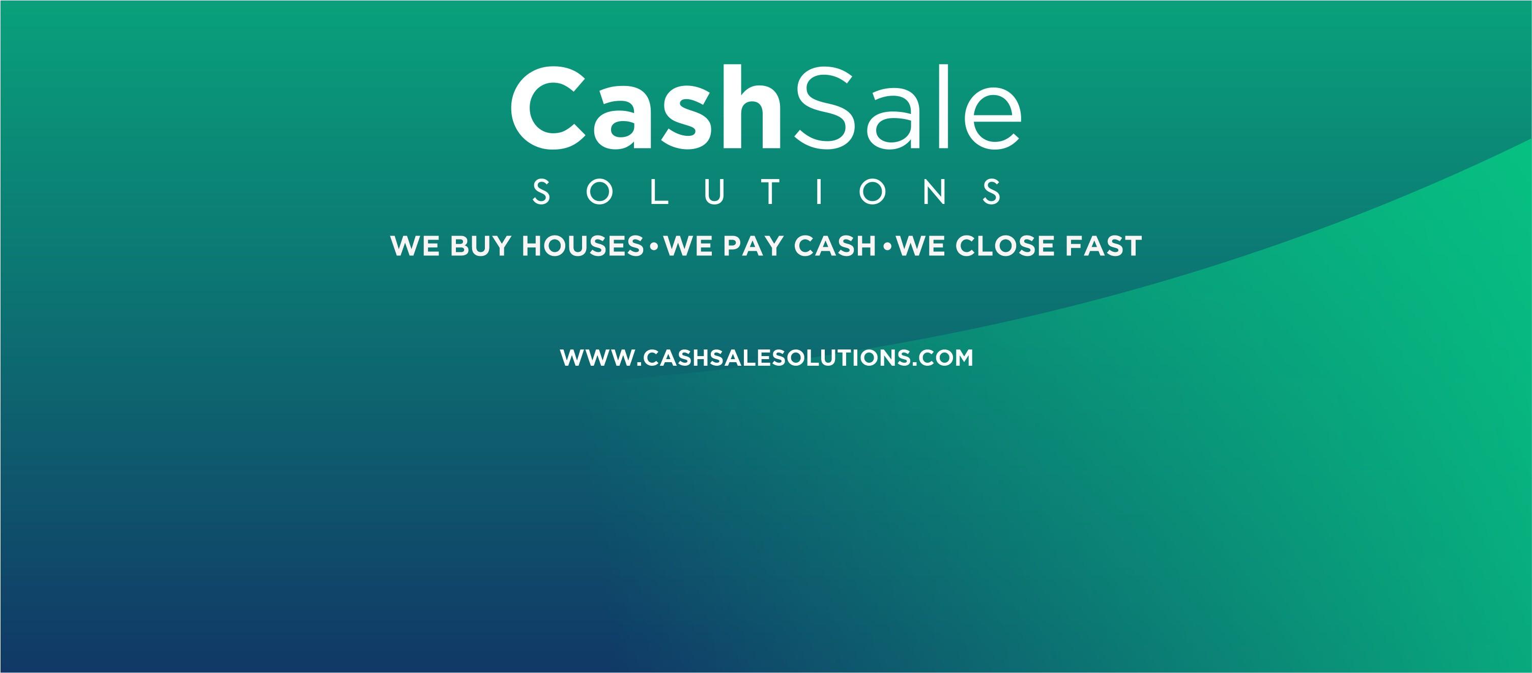 Cash Sale Solutions