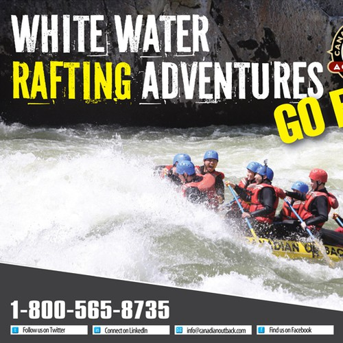 New flyer wanted for Canadian Outback Rafting