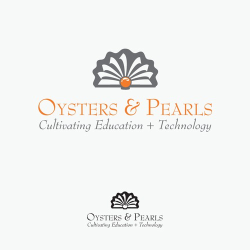 Create the next logo for Oysters & Pearls