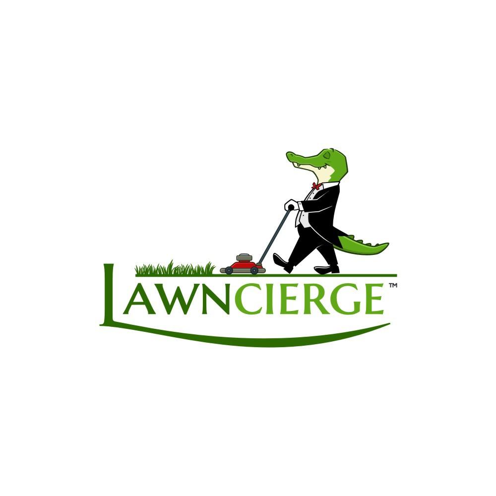Modern Lawn Service Brand Development Competition