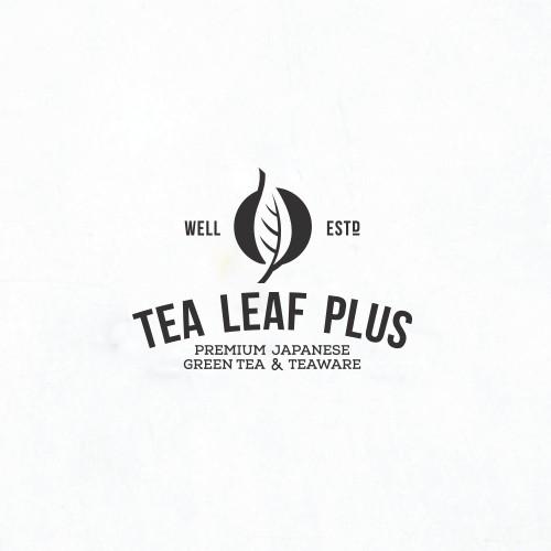 Logo for national Japanese green tea.