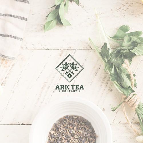 Logo for Ark Tea