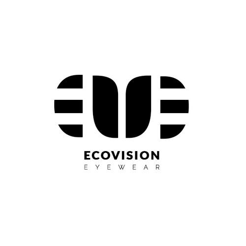 Logo for eyewear brand