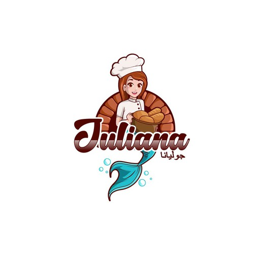 mascot character logo concept