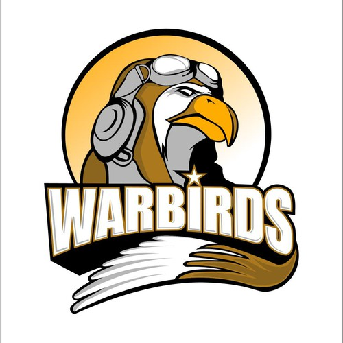 Warbirds Sports Logo / Mascot