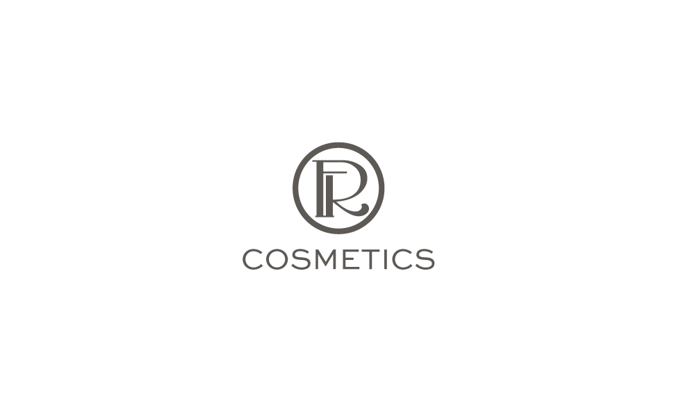 Create a logo for FR Cosmetics
