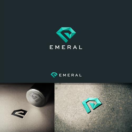 Emerald stone concept