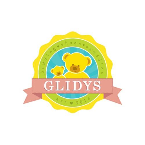 Classic Label Design for Children's Gear Boutique