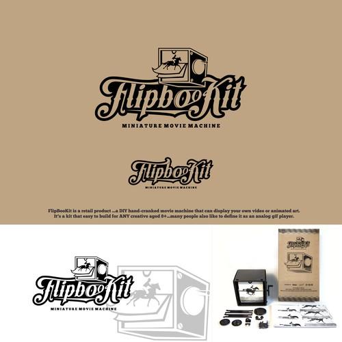 Flipbookit logo