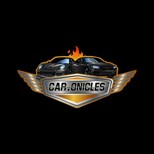 car.onicles logo