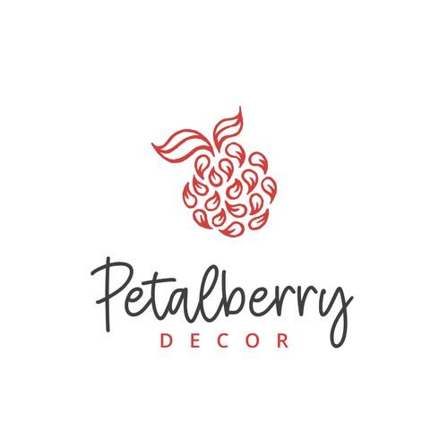 Logo for a home decoration company