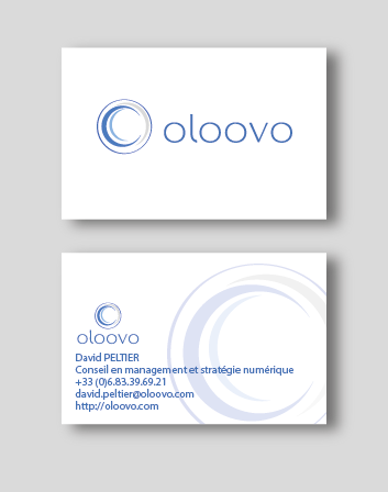 oloovo Business Card