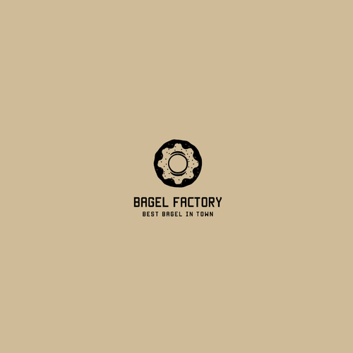 Logo for Bagel Factory