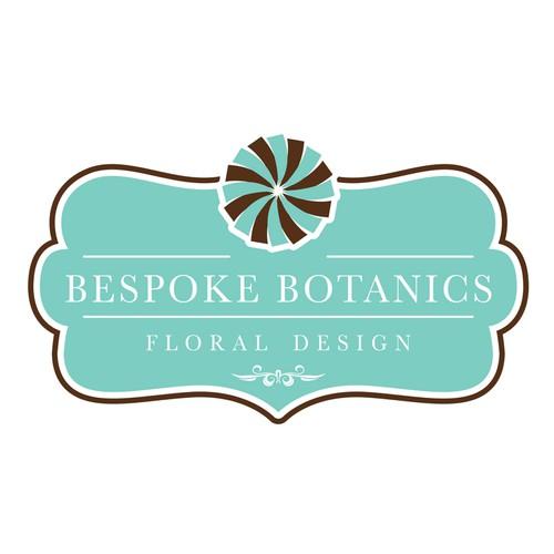 Floral Design Company logo concept