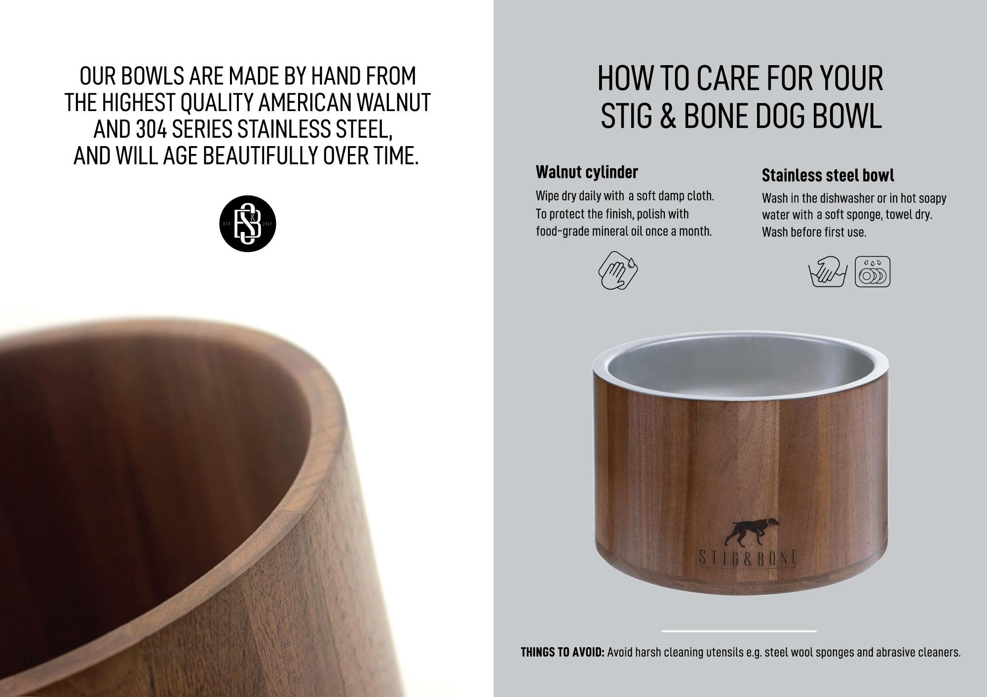 Packaging design for Dog bowl