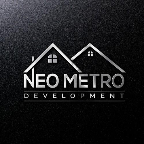 Neo Metro Logo Design.