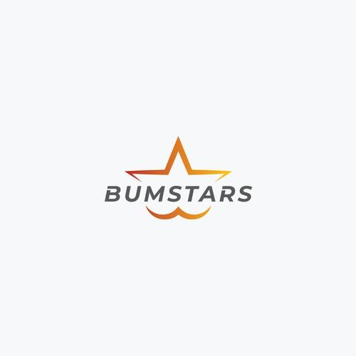 'Bumstars' Logo Design