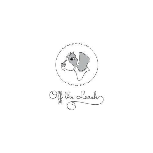 Offf The Leash Logo