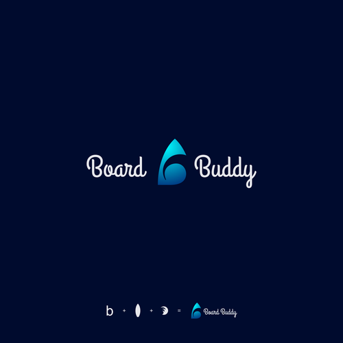 Logo design for Board Buddy