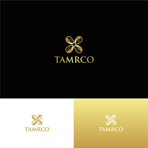 Elegant logo for Tamrco
