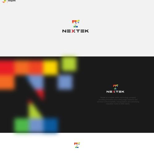NEXTEK Logo
