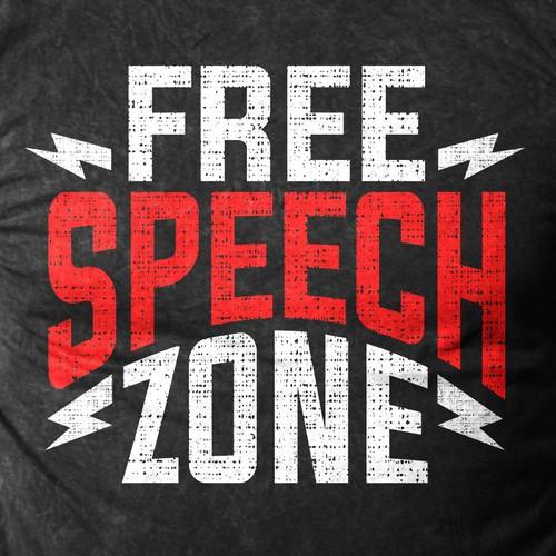 FREE SPEECH ZONE