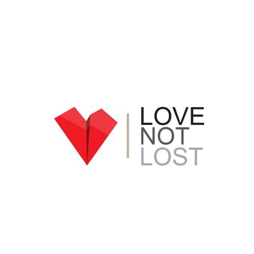 Love not lost Logo