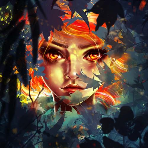 Zandrael - Fantasy Book Cover