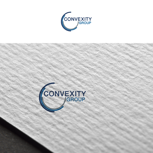 logo consept for convexity group