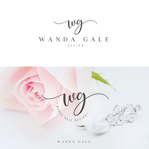 Design a timeless logo for jewelry designer.