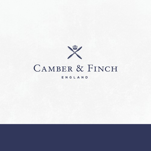 High-end logo for lifestyle clothing brand