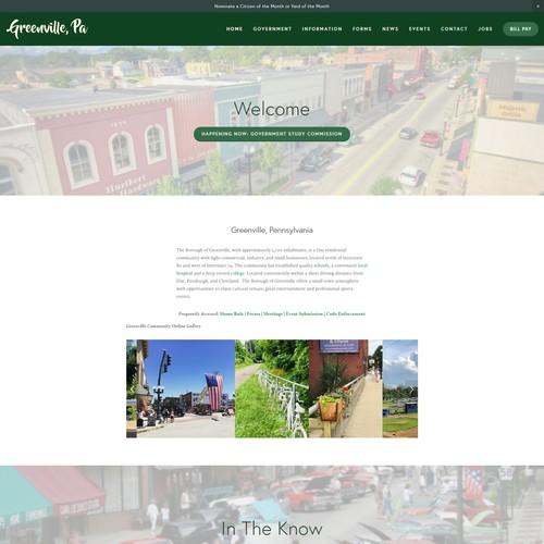 Greenville Borough