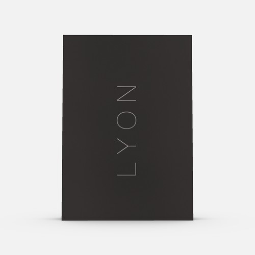 Box for a London Based Jumper brand LYON