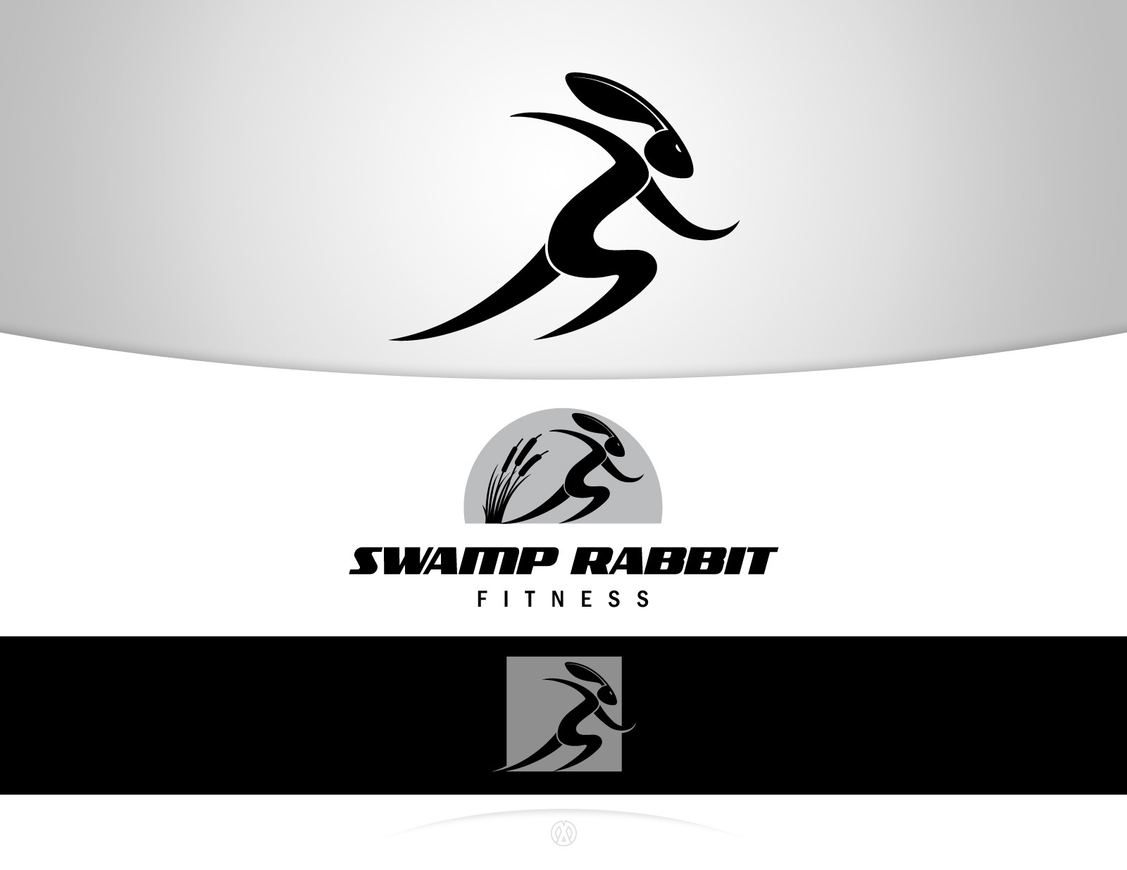 logo for Swamp Rabbit Fitness